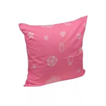 Наволочка на подушку Руно 70*70 см бязь арт.38.116_Pink