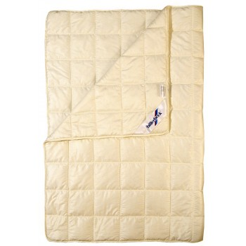 Одеяло Billerbeck Бамбус полуторное 140*205 см сатин-жаккард/бамбуковое волокно легкое арт.0701-11/01