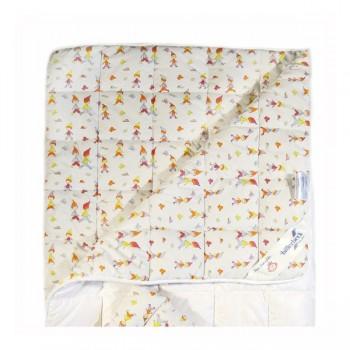 Одеяло Billerbeck Малыш детское 110*140 см хлопок/овечья шерсть облегченное арт.0102-11/00