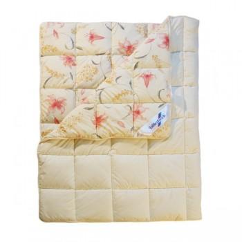 Одеяло Billerbeck Коттона Премиум полуторное 155*215 см сатин/хлопковое волокно легкое арт.0401-26/05