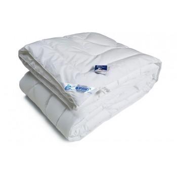 Одеяло Руно Лебяжий пух Евро 200*220 см тик/искусственный пух особо теплое белое арт.322.139ЛПУ