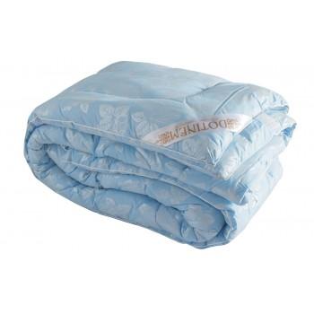 Одеяло Dotinem Rosalie полуторное 150*210 см тик/ искусственный лебяжий пух особо теплое арт.211076