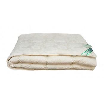 Одеяло Экопух 100 двуспальное 172*205 см тик/100%-пух пуховое кассетное теплое