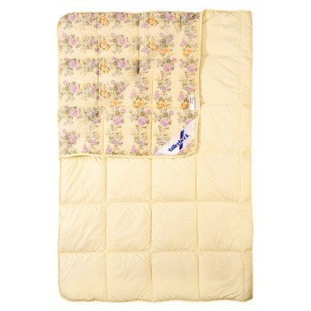 Одеяло Billerbeck Венеция полуторное 155*215 см хлопок/овечья шерсть теплое арт.0105-01/05