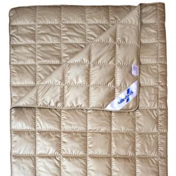 Одеяло Billerbeck Гарвард полуторное 140*205 см сатин/овечья шерсть облегченное арт.0101-07/01