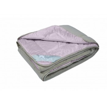 Одеяло Arya Pure Line Sophie Pink Евро 195*215 см микрофибра+микроплюш/силиконовые шарики розовое арт.TR1001161