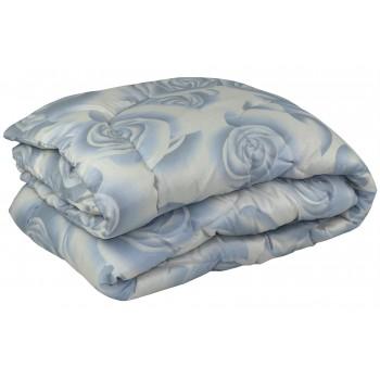 Одеяло Руно Роза двуспальное 172*205 см полиэстер/силиконовое волокно легкое арт.316.53Б_Троянда