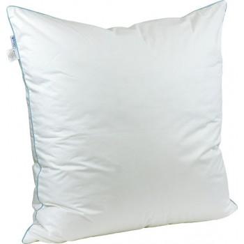 Подушка Руно 70*70 см тик/силиконовые шарики белая арт.313.11СЛУ_білий