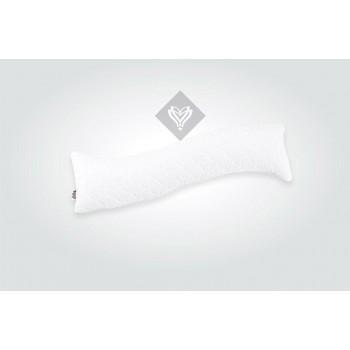 Подушка для тела Ideia S-Form 40*130 см микрофибра/антиаллергенное волокно арт.8-13255