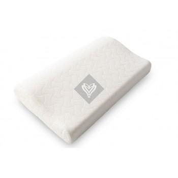 Подушка ортопедическая Ideia 60*43 см трикотаж/вискоэластик арт.8-06351