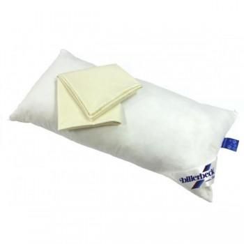 Подушка для тела Billerbeck 40*80 см хлопок/антиаллергенное волокно с наволочкой арт.1334-04/48
