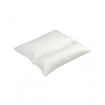 Подушка анатомическая Руно 37*34 см микрофибра/силиконовые шарики арт.311ОКУ