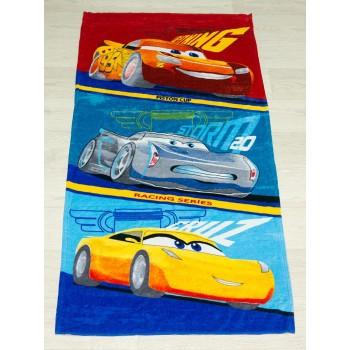 Полотенце пляжное Турция Cars 75*150 см детское