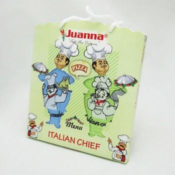 Набор полотенец для кухни Juanna Повар 50*70 см вафельные в коробке 2шт