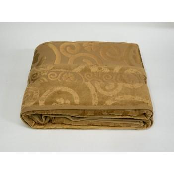 Простынь Cestepe Евро 200*220 см бамбуковая gold