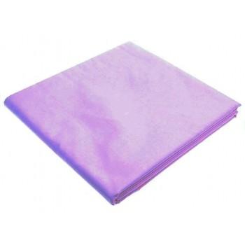 Простынь Zastelli полуторная 140*200*20 см бязь на резинке 16-3310 Lavender Herb арт.13057