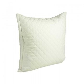 Чехол на подушку Руно 70*70 см микрофибра стеганый на молнии арт.384.52У_ромб