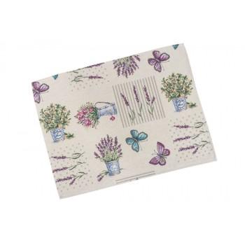Салфетка-подкладка для кухни LiMaSo Лаванда 34*44 см гобеленовая арт.SRG21-34.34х44