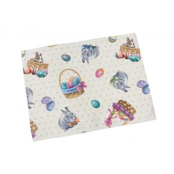 Салфетка-подкладка для кухни LiMaSo 34*44 см гобеленовая пасхальная арт.EDEN647-34