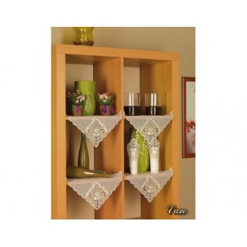 Набор салфеток для кухни Arya Kayaoglu Vazo 28*28 см полиэстер 6шт арт.1500200