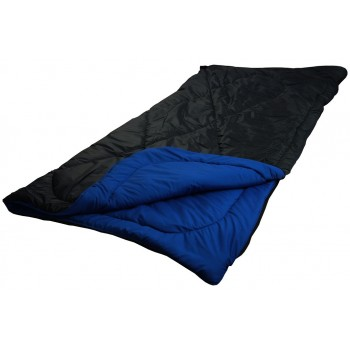 Мешок спальный Руно 200*70*2см 300 г/м2 1,7 кг синий арт.702.52М_синій