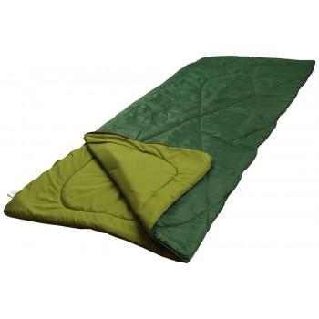 Мешок спальный Руно 200*70*2см 300 г/м2 1,7 кг зеленый арт.702.52М_зелений