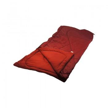 Мешок спальный Руно 200*70*2см 300 г/м2 1,7 кг бордовый арт.702.52М_бордовий
