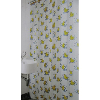 Шторка для ванной и душа Arya Baby Duck 180*180 см арт.1353002