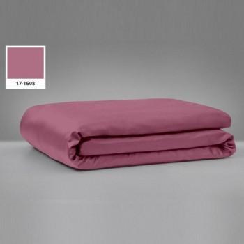 Наволочка на подушку Zastelli 40*60 см бязь 17-1608 Plum арт.16979