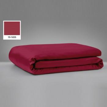 Наволочка на подушку Zastelli 40*60 см бязь 19-1655 Garnet арт.16975
