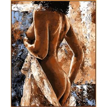 Картина по номерам Babylon Premium Женственность 40*50 см арт.NB2079R